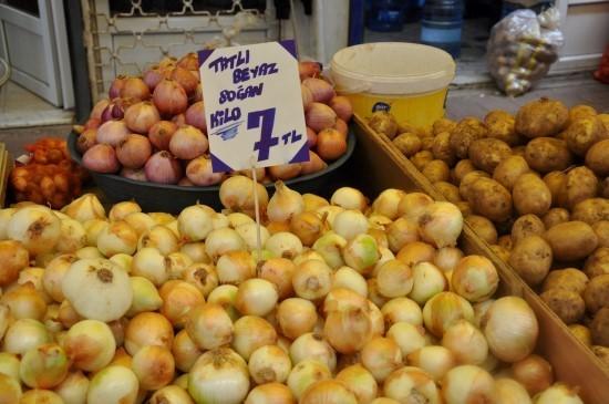 Patates ve soğan fiyatları iki haftaya normale döner