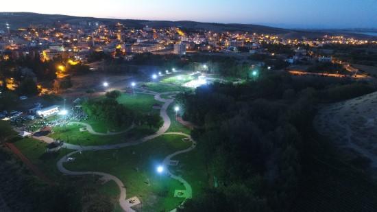 Bozova Kent Park ile semt pazarının açılışı yapıldı