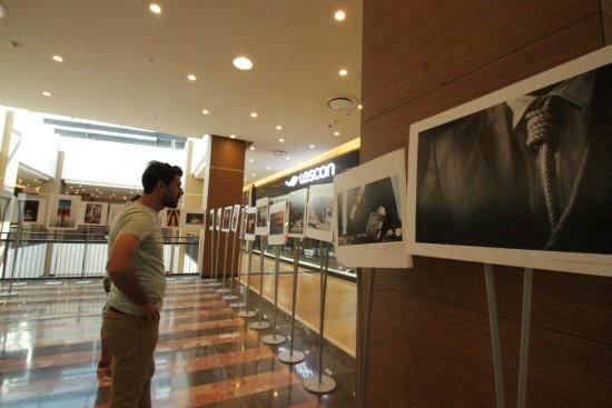 """""""Sanat kareleri"""" fotoğrafları Şanlıurfa'da"""