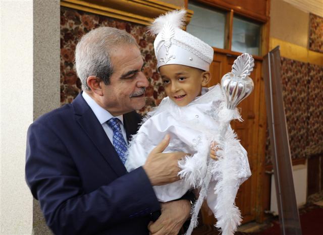 Haliliye Belediyesinde, 5. sünnet şöleni için başvurular başladı