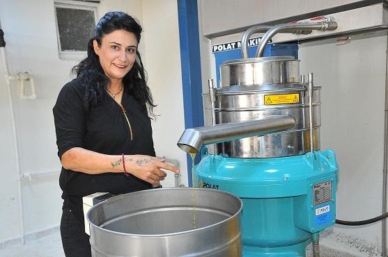 Harran Üniversitesi bölgenin zeytinyağı ihtiyacını karşılıyor