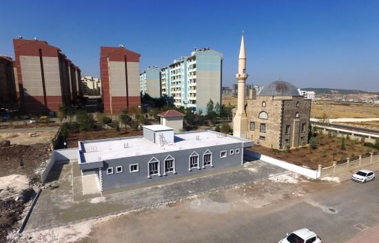 Seyrantepe çok amaçlı salonu hizmete hazır