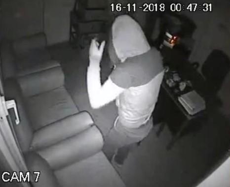 İş yerinden hırsızlık yapan 4 kişi yakalandı