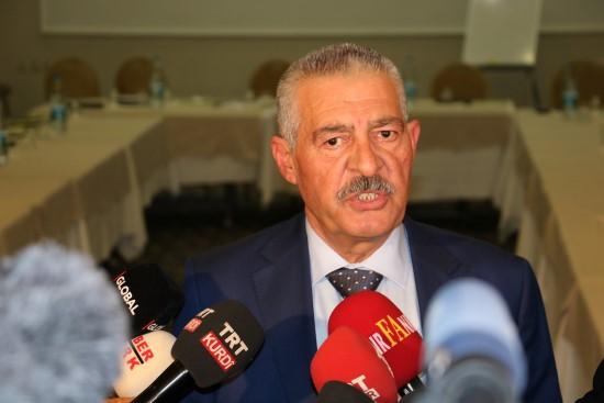 Bağımsız Suriye Kürtleri PYD'ye ateş püskürdü