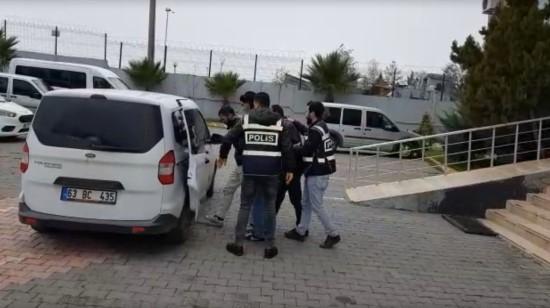 Şanlıurfa'da motosiklet çalan 7 kişi yakalandı