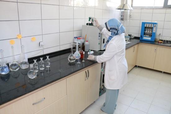 Balıklıgöl'ün su analizi laboratuvarlarda yapılıyor