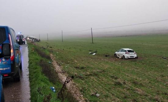 Şanlıurfa'da yolcu minibüsü ile otomobil çarpıştı: 4 yaralı