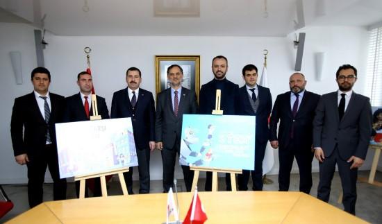 Karaköprü Belediyesi ile Kızılay arasında iki önemli projenin protokolü imzalandı