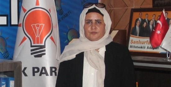"""AK Parti Harran İlçe Kadın Kolları Başkanı Biter, """"Yeni yıla AK Parti'nin müjdeleriyle giriyoruz"""""""