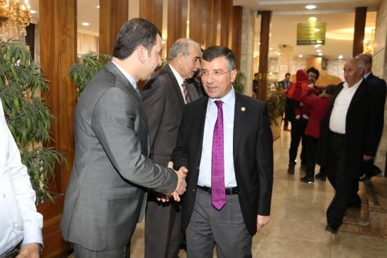 Karaköprü Belediye Başkanı Metin Baydili: