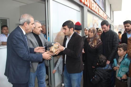 Şanlıurfa'da fenilketonüri hastalarına ücretsiz ekmek