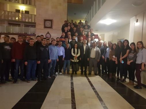 Okul müdürleri nevşehir semineriyle ara tatilde moral depoladı