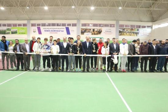 Göbeklitepe Bahar Kupası ödül töreni ile sona erdi
