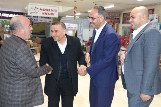 AK Parti Eyyübiye'de Türkiye rekorunu hedefliyor