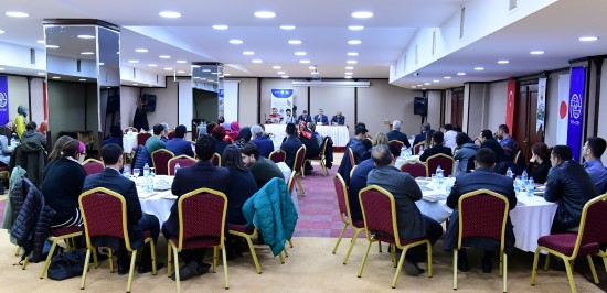 Göç koordinasyon ve işbirliği toplantısı yapıldı