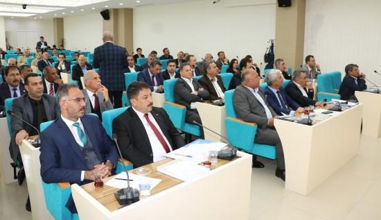 Büyükşehir Meclis'inde ihtisas komisyonları seçimi yapıldı