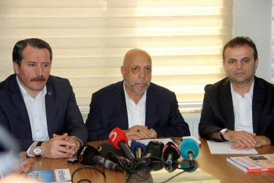 Hak-İş Genel Başkanı Arslan 3 yaralının durumunun ciddi olduğunu açıkladı