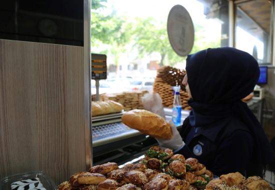 Haliliye'de Ramazan Ayı denetimi