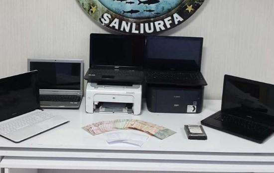 Şanlıurfa'da yasadışı bahis operasyonu: 15 gözaltı