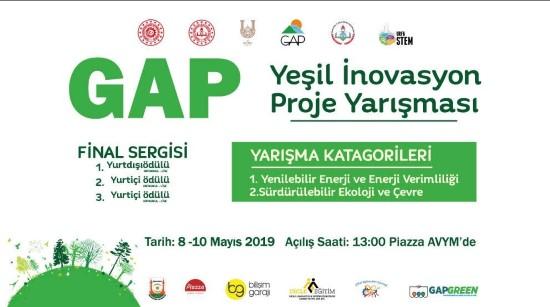 Şanlıurfa Piazza'da GAP Yeşil İnovasyon projesi