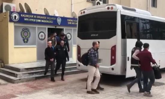 Şanlıurfa'da FETÖ operasyonu: 5 askere tutuklama
