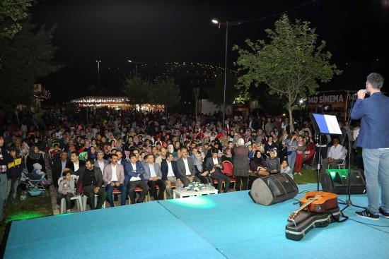Eyyübiye'de ramazan etkinliğine yoğun ilgi