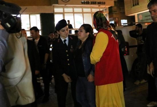 Kırıkkaleli şehidin Şanlıurfa'daki eşine acı haber ulaştı