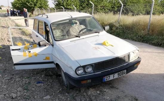 Aracında silahlı saldırıya uğrayan imam hayatını kaybetti