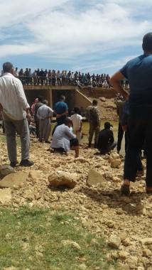 Şanlıurfa'da dereye düşen çocuk boğuldu