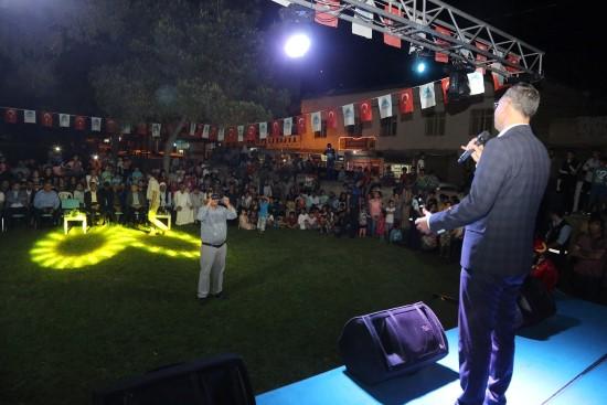 Eyyübiye'de Ramazan etkinliklerine ilgi sürüyor