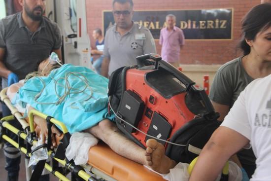 Şanlıurfa'da aileler arasında silahlı kavga: 7 yaralı