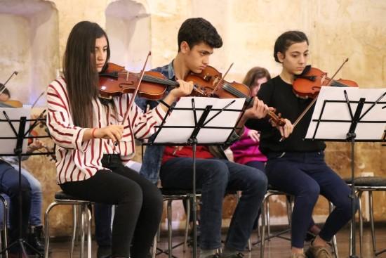 Şanlıurfa'da müzik kurslarına yoğun ilgi