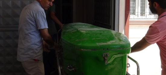 Şanlıurfa'da boş arazide erkek cesedi bulundu