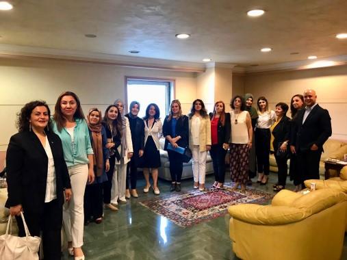Trabzon'dan Şanlıurfa'ya kadın girişimciler etkinliği