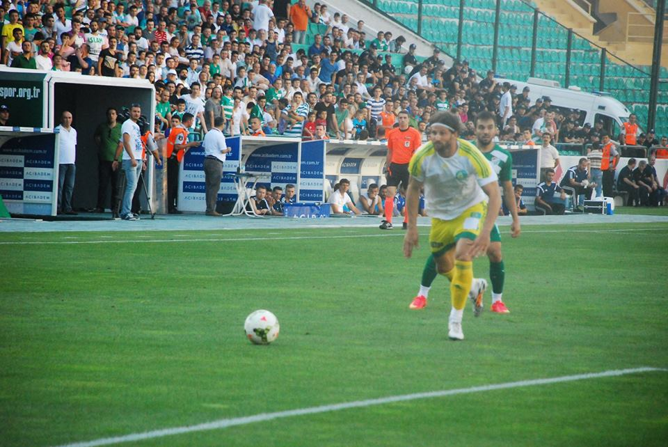 Bursaspor 0 Şanlıurfaspor 1