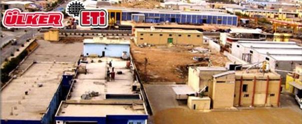 Maraş'a yatırım yapan Ülker Urfa'ya fabrika açıyor