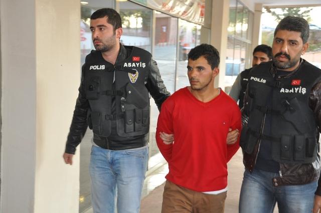 Urfa'da 7 Ayrı gasp suçundan zanlı 2 kişi yakalandı