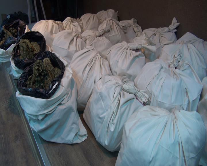 Urfa\'da 228 kilo esrar ele geçirildi
