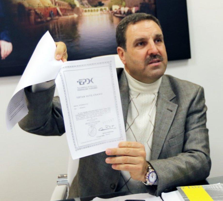 Eyyüpoğlu:Bu haber siyasi bir komplodur, iftiradır