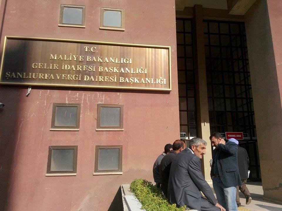 Şanlıurfa\'da 205 Milyon lira borç yapılandırıldı