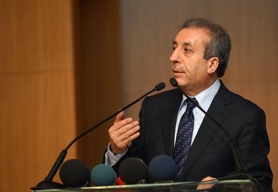 Bakan Mehdi Eker,Şanlıurfa hipodrom programı iptal edildi