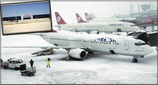 Gaziantep uçağı Şanlıurfa\'ya İndi