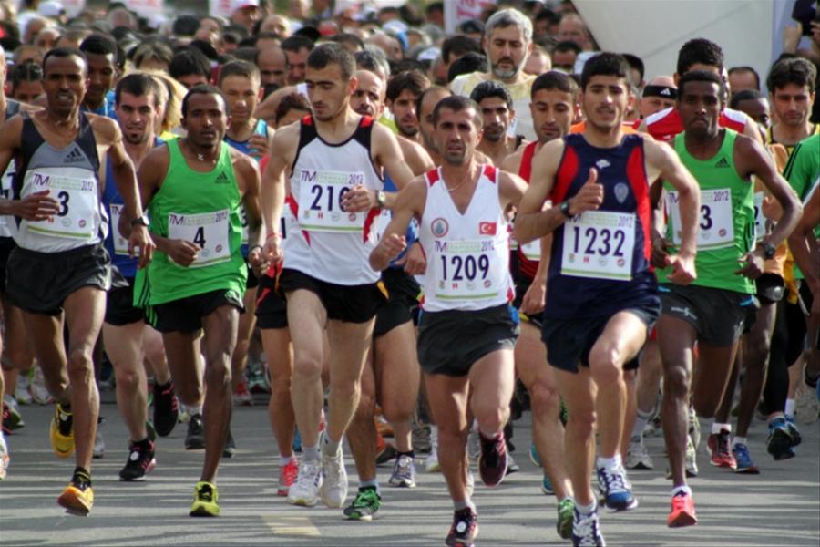 SGK Şanlıurfa\'da Maraton Düzenliyor