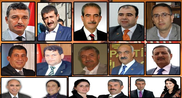 Urfa Belediye Başkanlarının en zor seçimi
