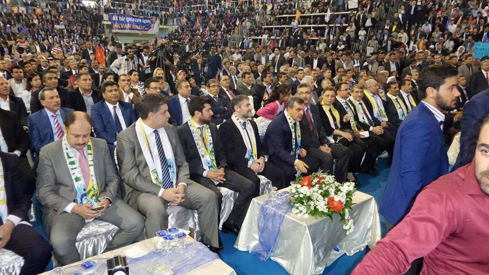 AK Parti Urfa Adayları Tanıtıldı