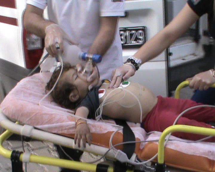3 Yaşındaki Çoçuk Sulama Kanalına düştü