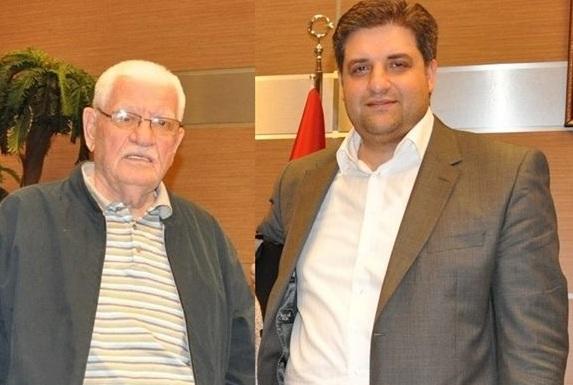 Vekil Emin Önen\'in babası vefat etti