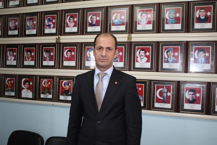Urfa Şehit Aileler\'den Mursi\'nin İdam Kararına Sert Tepki