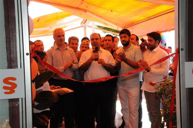 Karaköprü yeni iş merkezleri açılıyor