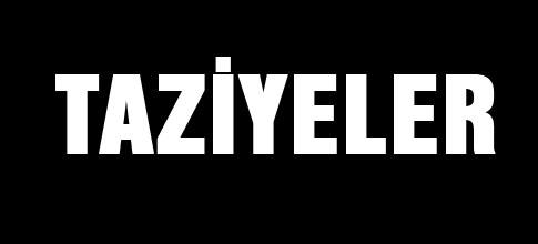 ŞANLIURFA'DAKİ TAZİYELER